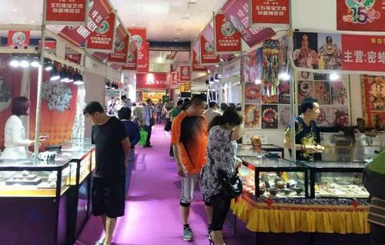 2018年上海珠宝玉石首饰展览会
