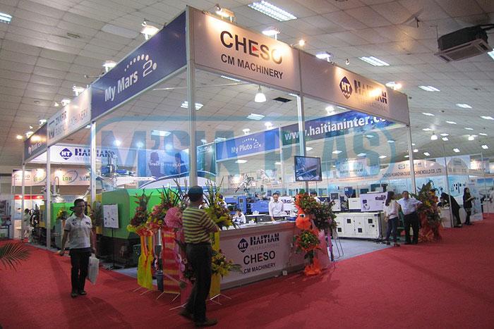 2018年巴基斯坦国际染料工业及有机颜料纺织化学品展览会