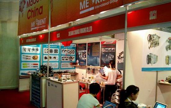 泰国曼谷国际改装车及配件展览会