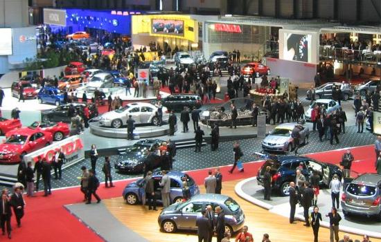 2017年慕尼黑电动汽车展