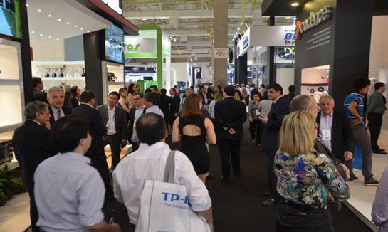 2017年巴西圣保罗通信技术和设备展