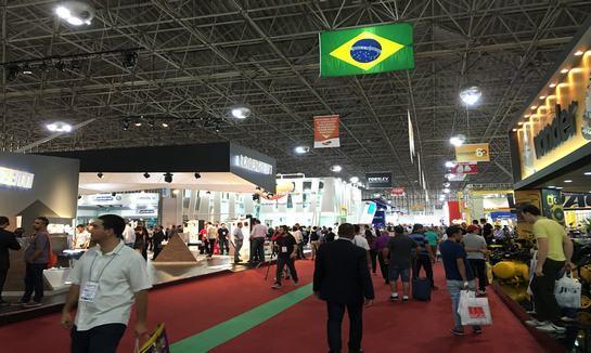 2018年巴西圣保罗国际建材展览会