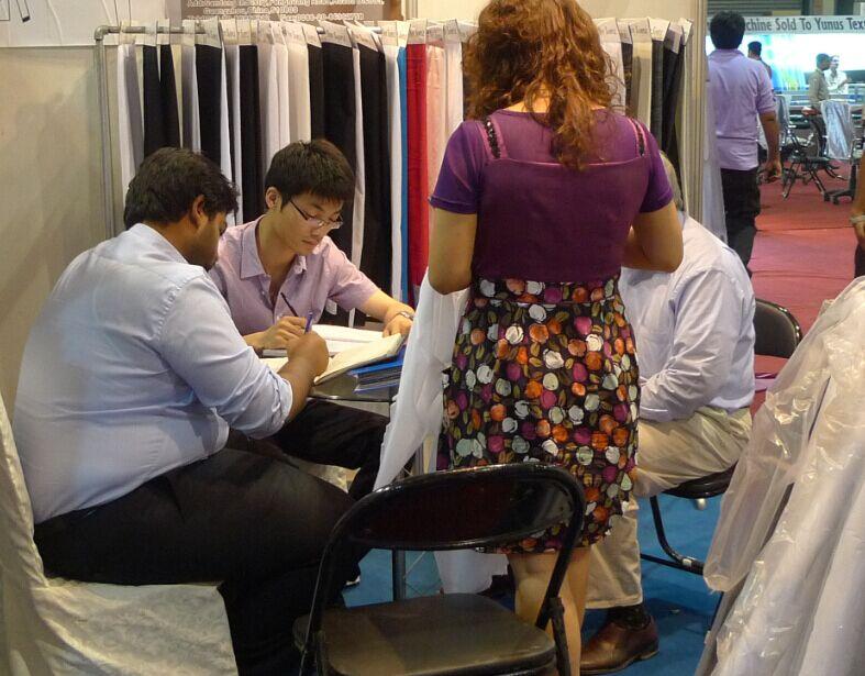 埃及国际纺织面辅料及纱线展
