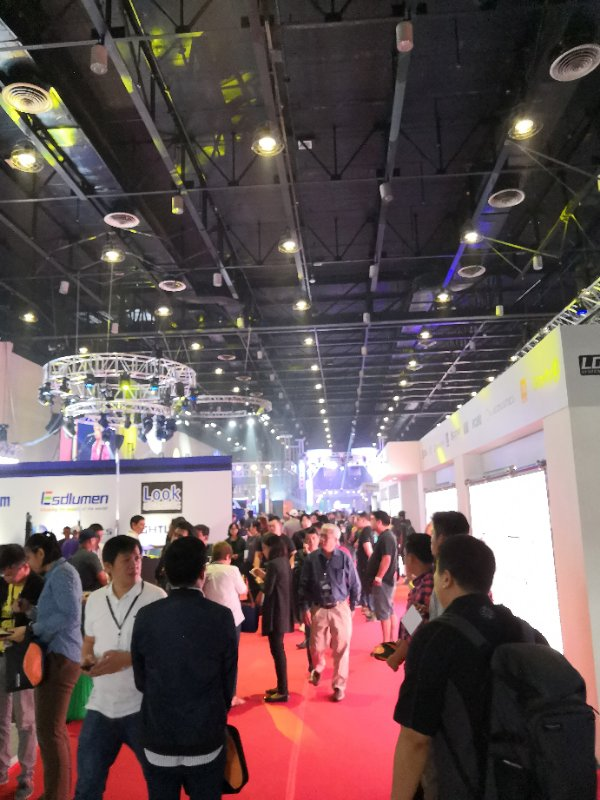 2020年德國法蘭克福國際樂器舞臺燈光及音響展覽會