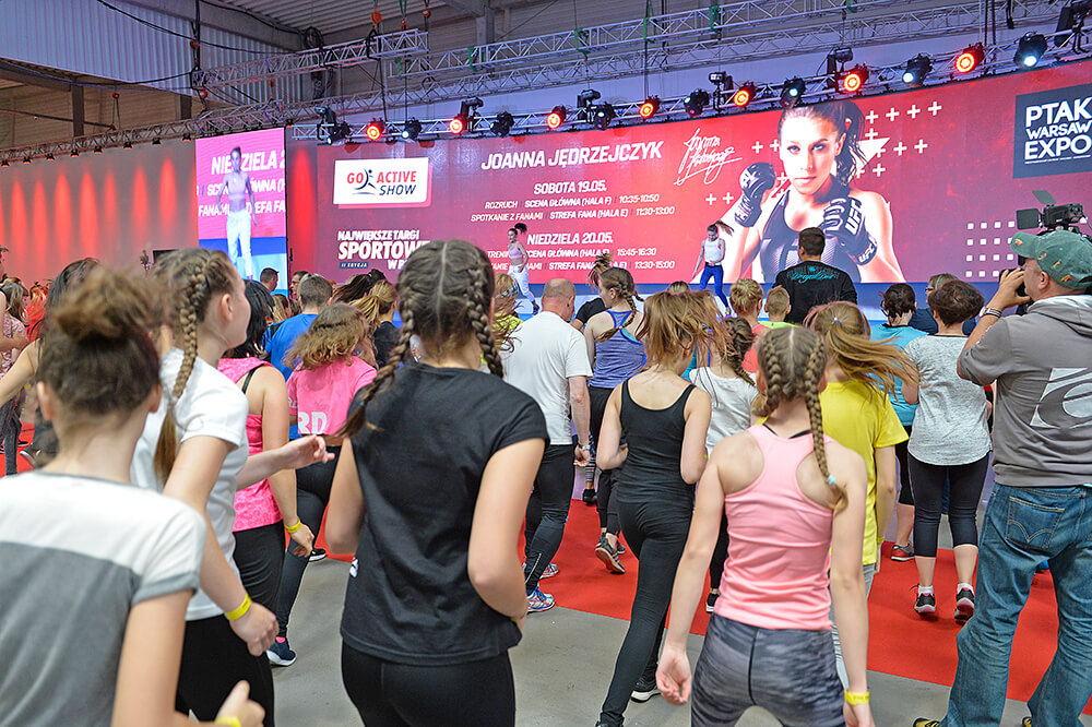 2019波蘭國際健身展覽會