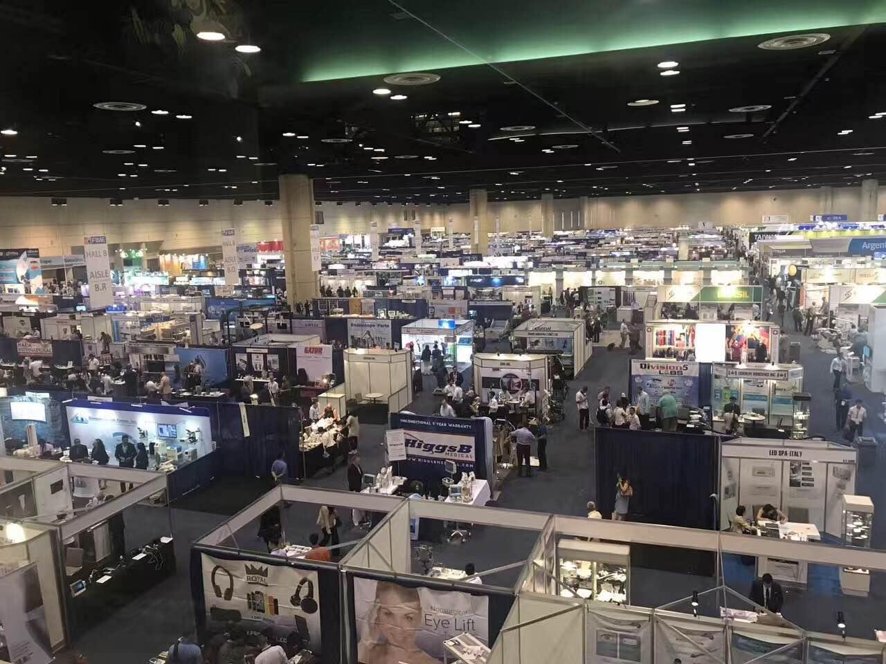 2019美国FIME国际医疗展
