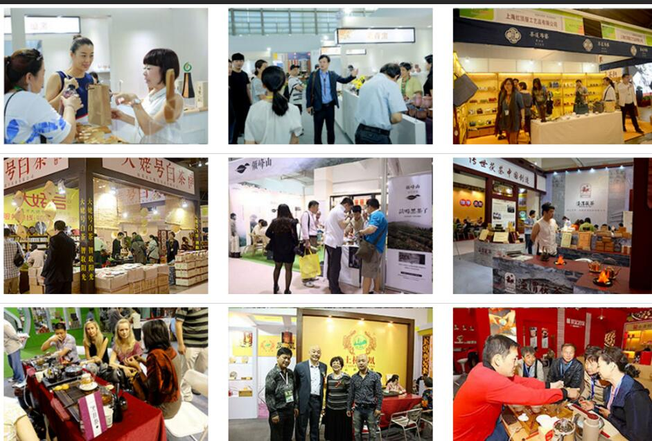 2019第九届上海国际茶博会秋季茶叶展