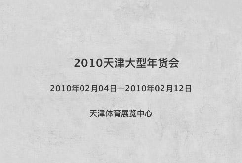 2010天津大型年货会
