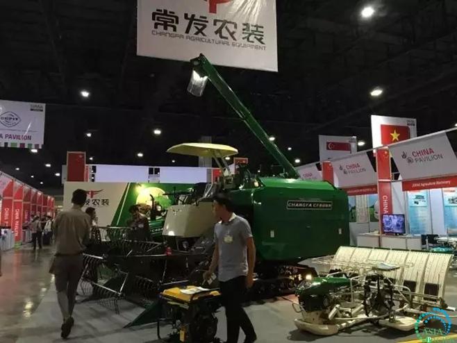 2020湖南长沙农机装备展览会