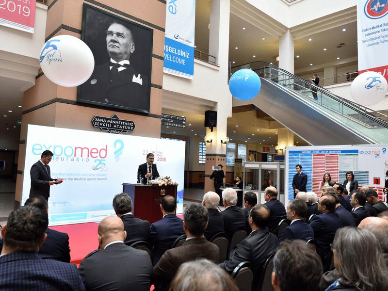 2019年第26届土耳其国际医疗器械、分析诊断、耗材、医药保健及康复展