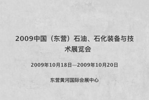 2009中国(东营)石油、石化装备与技术展览会