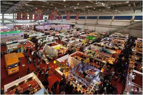 上海国际餐饮食材及品牌加盟博览会