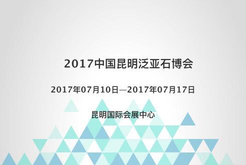 2017中国昆明泛亚石博会