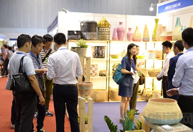 2019第10届越南国际工艺品、珠宝、木制品及家居用品展览会